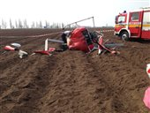 Technical assistance - helicopter crash