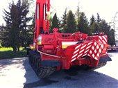 JVBT special tank crane, 20t lifting capacity