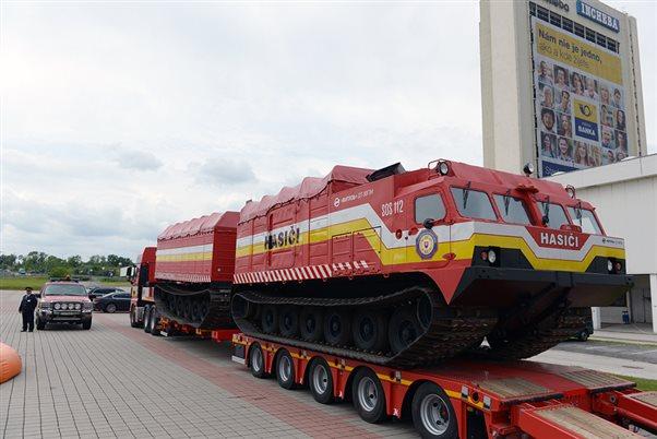 IDEB 2014 - Predstavenie Vityaz DT-30