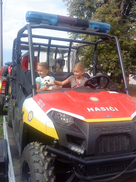 Pre-school party for kids in Kátlovce