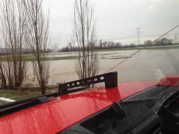 Floods – Levice
