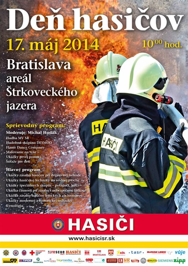 Firefighters Day 2014