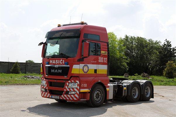 SOS.GAS 2013 - Logistická superiorita