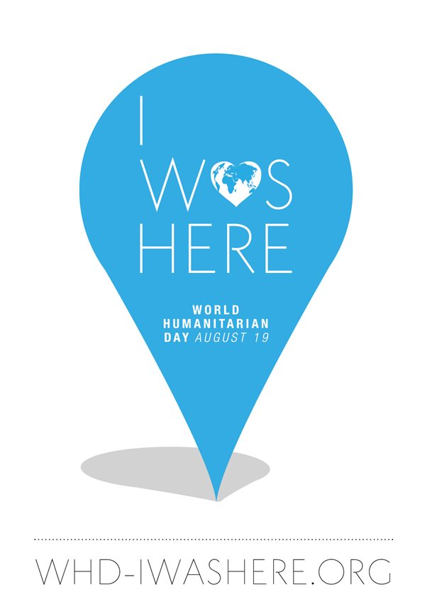 DHZ POLE is joining the World Humanitarian Day celebrations
